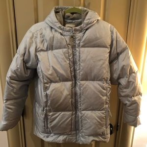 Girls Old Navy Thick Winter Coat with Hood
